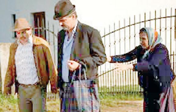 U seriji su igrali oca i sina Nenad i Manda