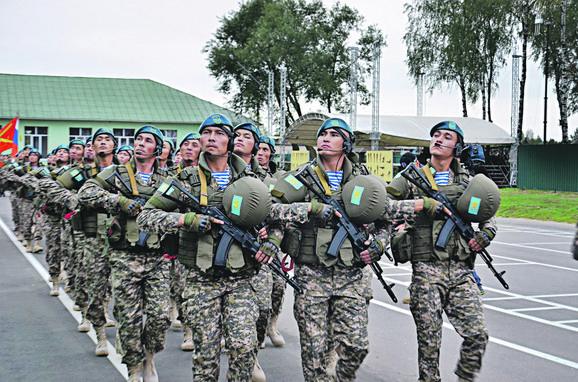 Hoće i naše vojnike u ovom stroju: Pripadnici Organizacije za kolektivnu bezbednost i saradnju