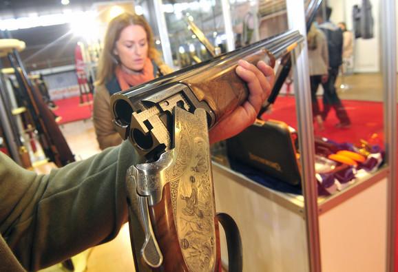 Ponuda oružja i ove godine na Sajmu