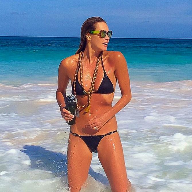 Atraktivna Žizel sa 35 godina izgleda fantastično, a nije ni čudo što je na listi natraženijih i najplaćenijih modela sveta.  EL MEKFIRSEN El Mekfirson