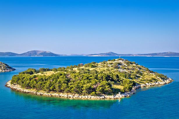 Chorwacja, park narodowy wysp Kornati