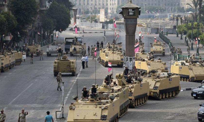 Anarchia w Kairze