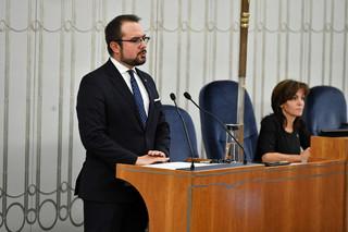 Jabłoński o szczycie UE: Prawdopodobnie skargę do TSUE ws. warunkowości wniosą przynajmniej dwa państwa