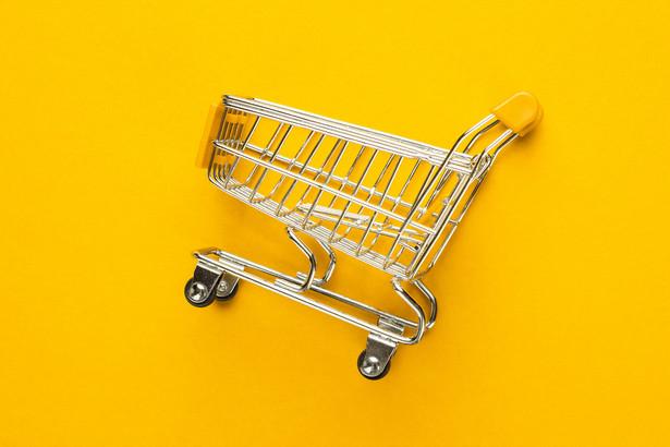 Produkty spożywcze nie okazały się żadnym wabikiem dla nowych kupujących online.
