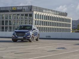 Hyundai Tucson – taki właśnie powinien być rodzinny SUV | TEST