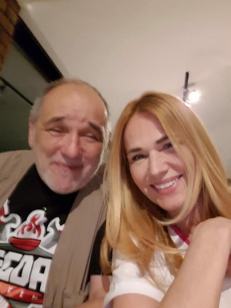 Đorđe Balašević i Olivera