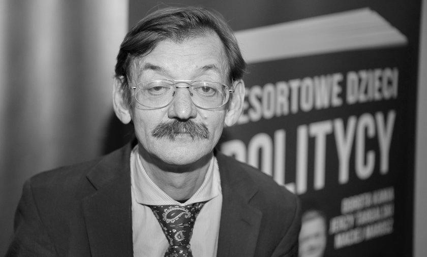 Jerzy Targalski nie żyje. Znane są szczegóły pogrzebu.