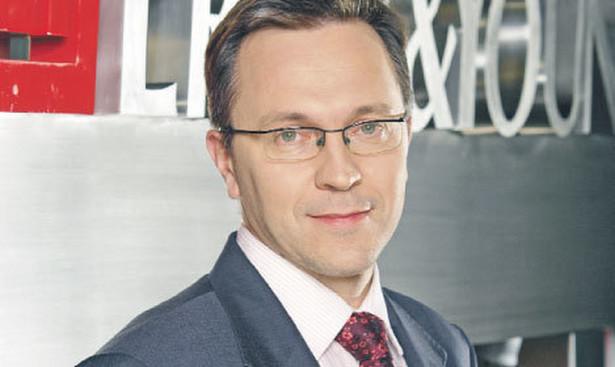 dr hab. Krzysztof Rybiński, partner w Ernst & Young, był poprzednio wiceprezesem Narodowego Banku Polskiego Fot. Archiwum