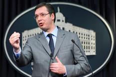Vučić sa članicom Svetskog ekonomskog foruma: Priština ugrožava mir i stabilnost