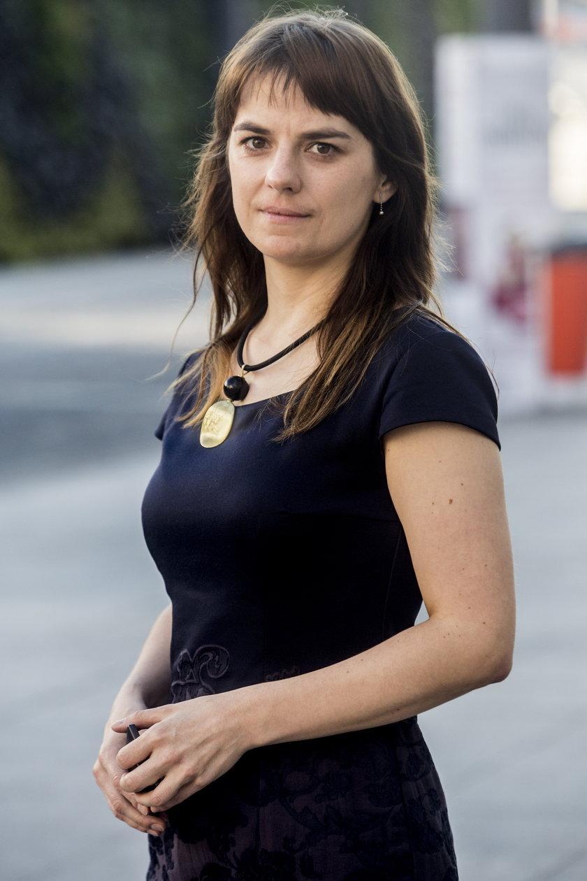 Justyna Łukasiewicz - Musiał, rzecznik UM K-ce