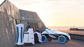 Knightscope prezentuje nowego robota strażniczego