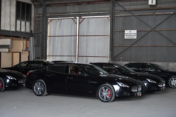 papua nova gvineja luksuzni automobili