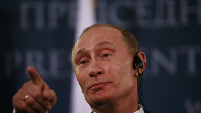 Putin Rosja