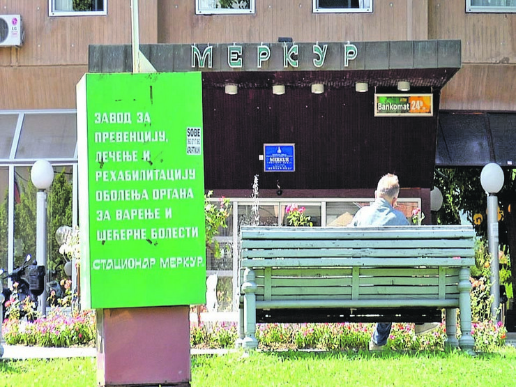 Vrnjačka Banja 01 - Merkur - Foto N. Božović