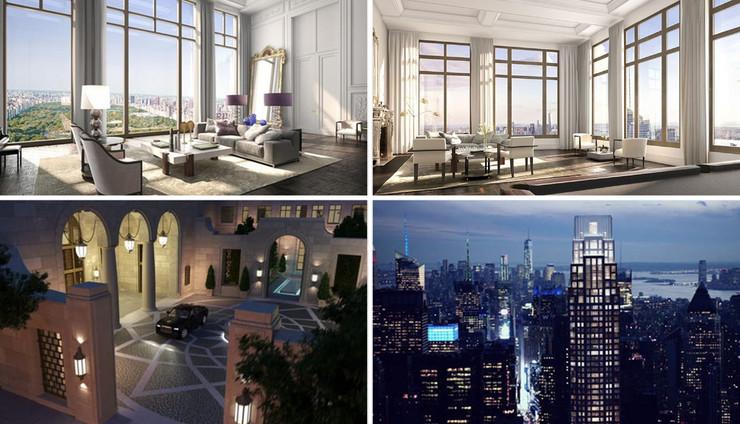 Najskuplji stan u SAD, Njujork, Penthaus