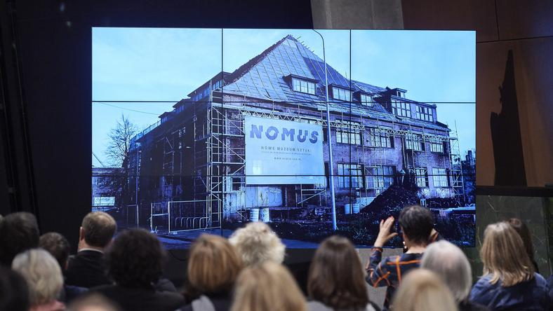 W Gdańsku powstaje Nowe Muzeum Sztuki - NOMUS