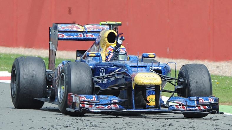 Webber zwyciężył na torze w Silverstone