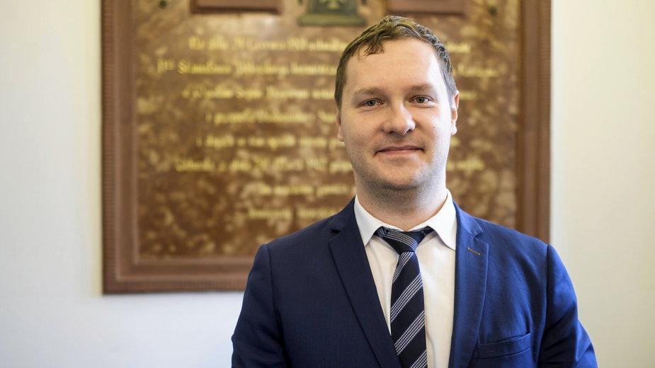 Waldemar Kotula - jeden z kandydatów Porozumienia na prezydenta Rzeszowa