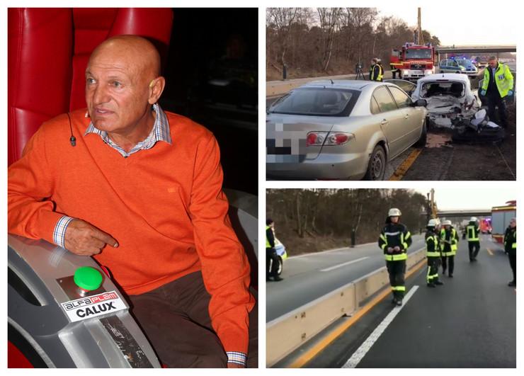 ŠABAN ŠAULIĆ NIJE IMAO ŠANSE Kako je došlo do stravične nesreće: Pevačev auto usporio zbog gužve, pijani vozač zadao SMRTONOSNI UDAR