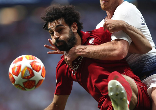 Žestoka borba Mohameda Salaha sa rivalima iz Totenhema