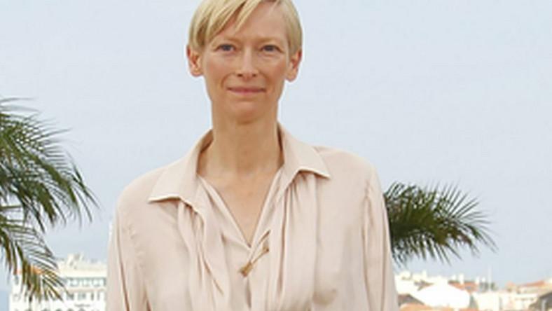Tilda Swinton w Cannes stawia na minimalizm