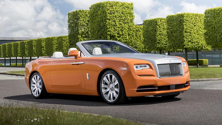 Rolls-Royce Dawn B50