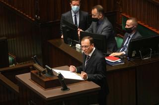 Kamiński do opozycji: Niebezpieczeństwo jest realne, nie przeszkadzajcie nam