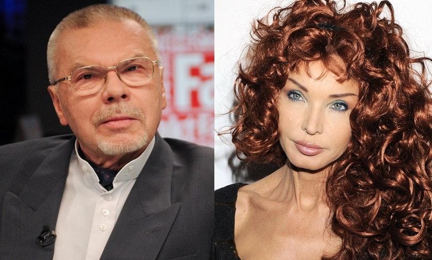 Andrzej Sankowski i Ewa Minge