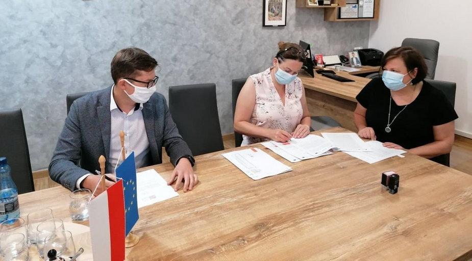 Umowa podpisana. Inwestycje liczone w milionach