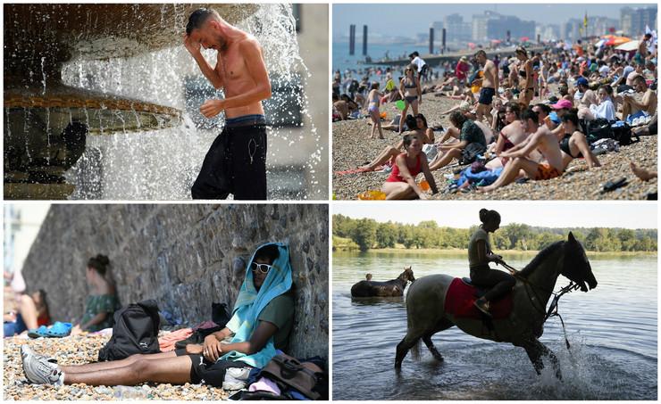 VRELINA UZIMA DANAK I U SAD-u! Ekstremne vrućine odnijele šest života, na snazi ozbiljne mjere upozorenja!
