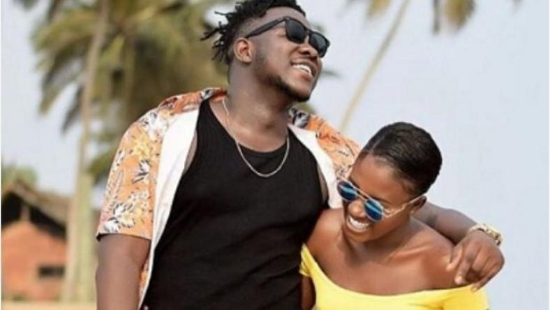 Medikal and Fella Makafui