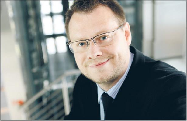 Dr Bartłomiej Nowak, counsel w kancelarii Domański Zakrzewski Palinka sp. k. Fot. Wojciech Górski