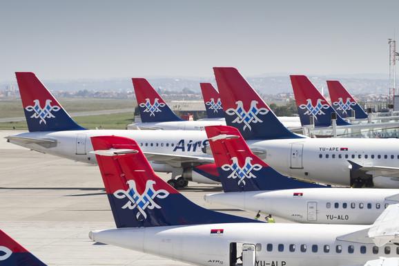 U letnjoj sezoni uvodi se ukupno 22 nove avio-linije