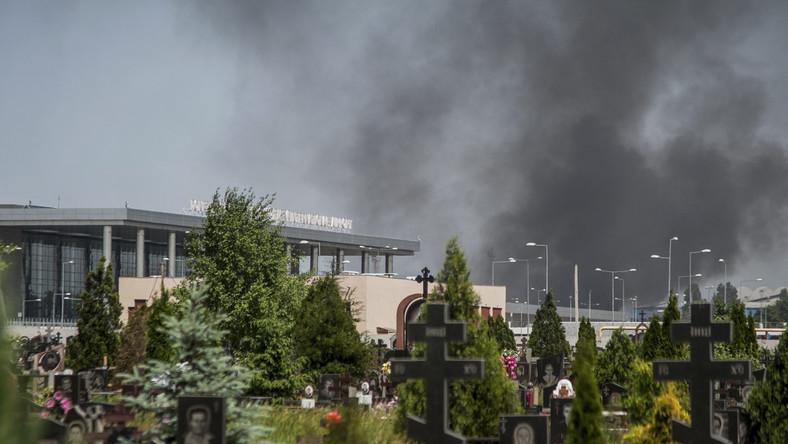Krwawe walki w Doniecku. Ponad 30 separatystów zabitych