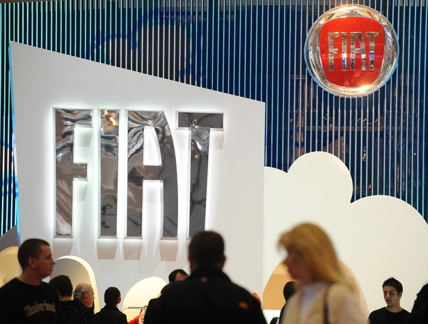 Wśród producentów najbardziej dotknięty europejskim spowolnieniem został włoski Fiat.