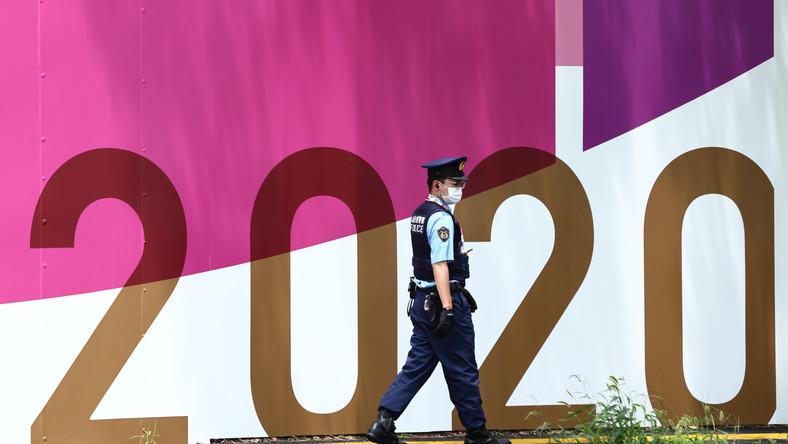 Policjant w Tokio