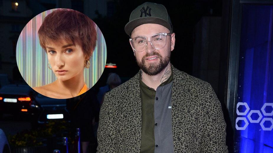 """Łukasz Urbański, fryzjer gwiazd, szczerze o aferze wokół metamorfozy Olgi z """"Top Model"""""""
