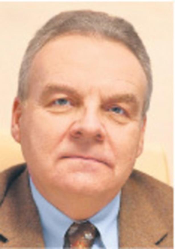 Andrzej Malinowski, prezydent Pracodawców Rzeczypospolitej Polskiej Fot. Artur Chmielewski