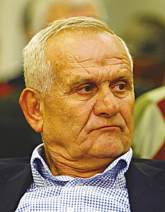 Vodi Dinamovu filijalu: Ljupko Petrović