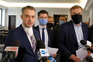 Gawkowski: Prezydent po raz kolejny wykonał misję polityczną, a nie opiekuna konstytucji