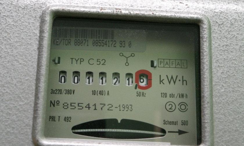 Odszkodowanie za brak prądu? Niedoczekanie!