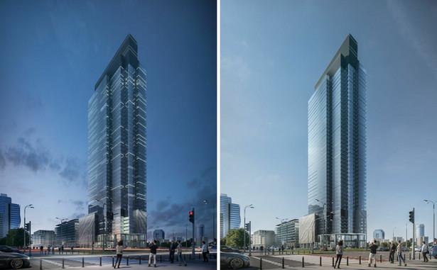 """""""Warsaw UNIT - tak będzie się nazywał nowy projekt Ghelamco Poland, który powstaje przy rondzie Daszyńskiego 1. Obiekt będzie liczył 180 metrów wysokości. Wraz z urządzeniami technicznymi na dachu sięgnie 202 metrów. Zapewni najemcom około 57 tys. m2 nowoczesnej powierzchni biurowej na 45 piętrach. Budżet inwestycji wynosi blisko 200 mln euro"""" - czytamy w komunikacie. Nazwa budynku, Warsaw UNIT, odwołuje się do unikalnej architektury wieżowca, jej modernistycznych korzeni (a dokładniej do Unité d'Habitation - kultowej Jednostki Marsylskiej zaprojektowanej przez Le Corbusiera) oraz indywidualizmu projektu, w którym najważniejsza jest jednostka: człowiek. Nawiązuje też do pozostałych realizacji Ghelamco wokół ronda Daszyńskiego: Warsaw Spire i The Warsaw HUB, podkreślając warszawski charakter flagowych inwestycji dewelopera, podano także."""
