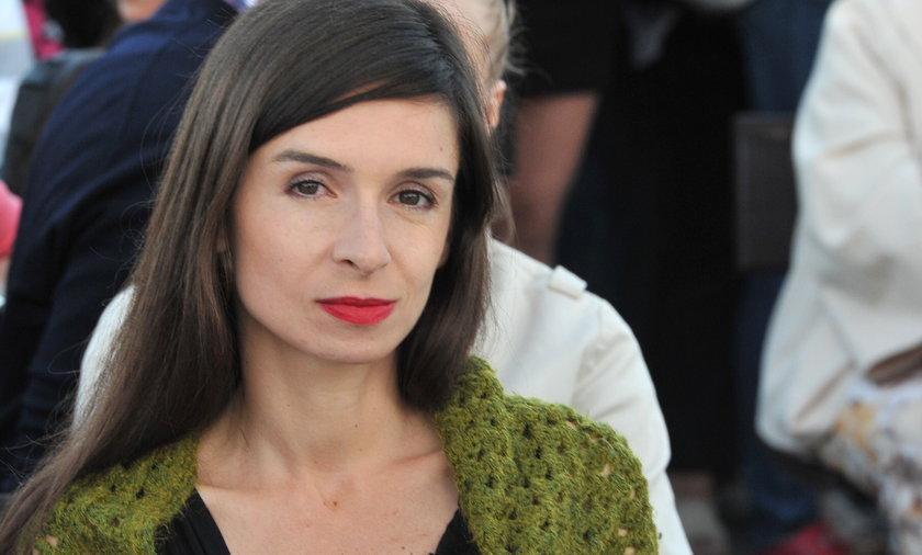 Marta Kaczyńska uderza w ministra PiS