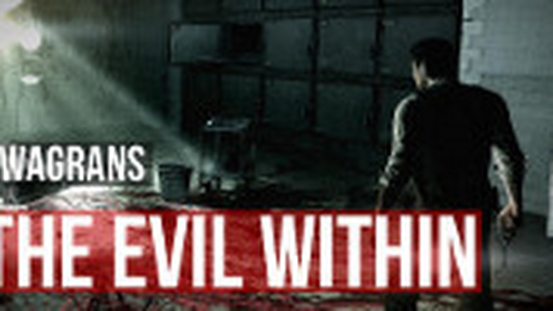 KwaGRAns: Gramy w Resident Ev... The Evil Within