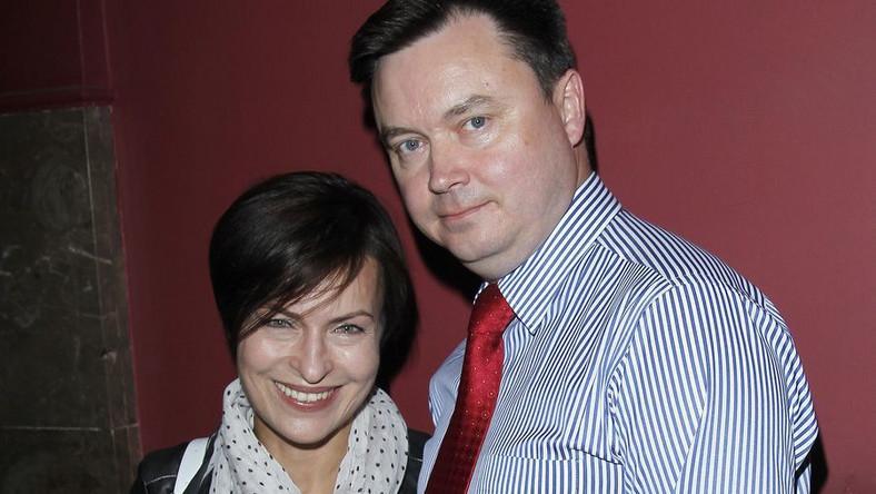 Mężem Danuty Stenki jest Janusz Grzelak. Wspólnie mają dwie córki: Paulinę i Wiktorię