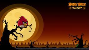 Angry Birds szykuje się na Halloween