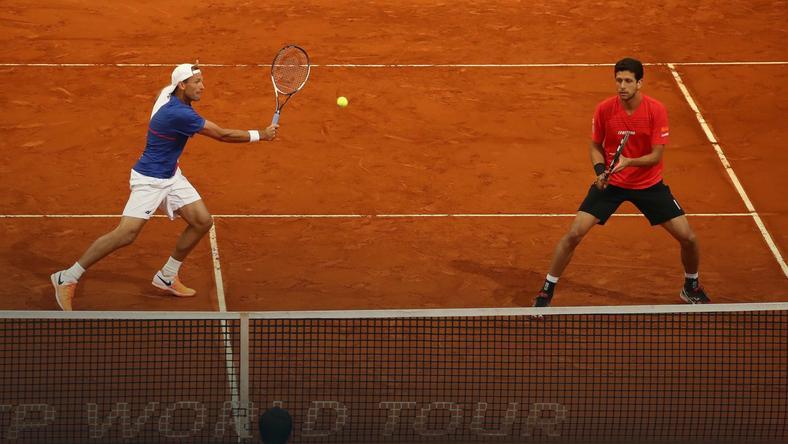 Trudne zadanie Kubota na początek French Open