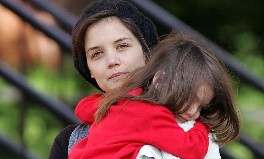 Córka Toma Cruise i Katie Holmes Suri.