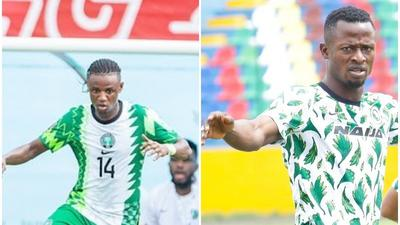 Nigerian midfielders Innocent Bonke and Kingsley Michael make winning debuts for the Super Eagles