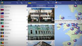 iPolak - Ministerstwo Spraw Zagranicznych uruchomiło aplikację dla podróżujących